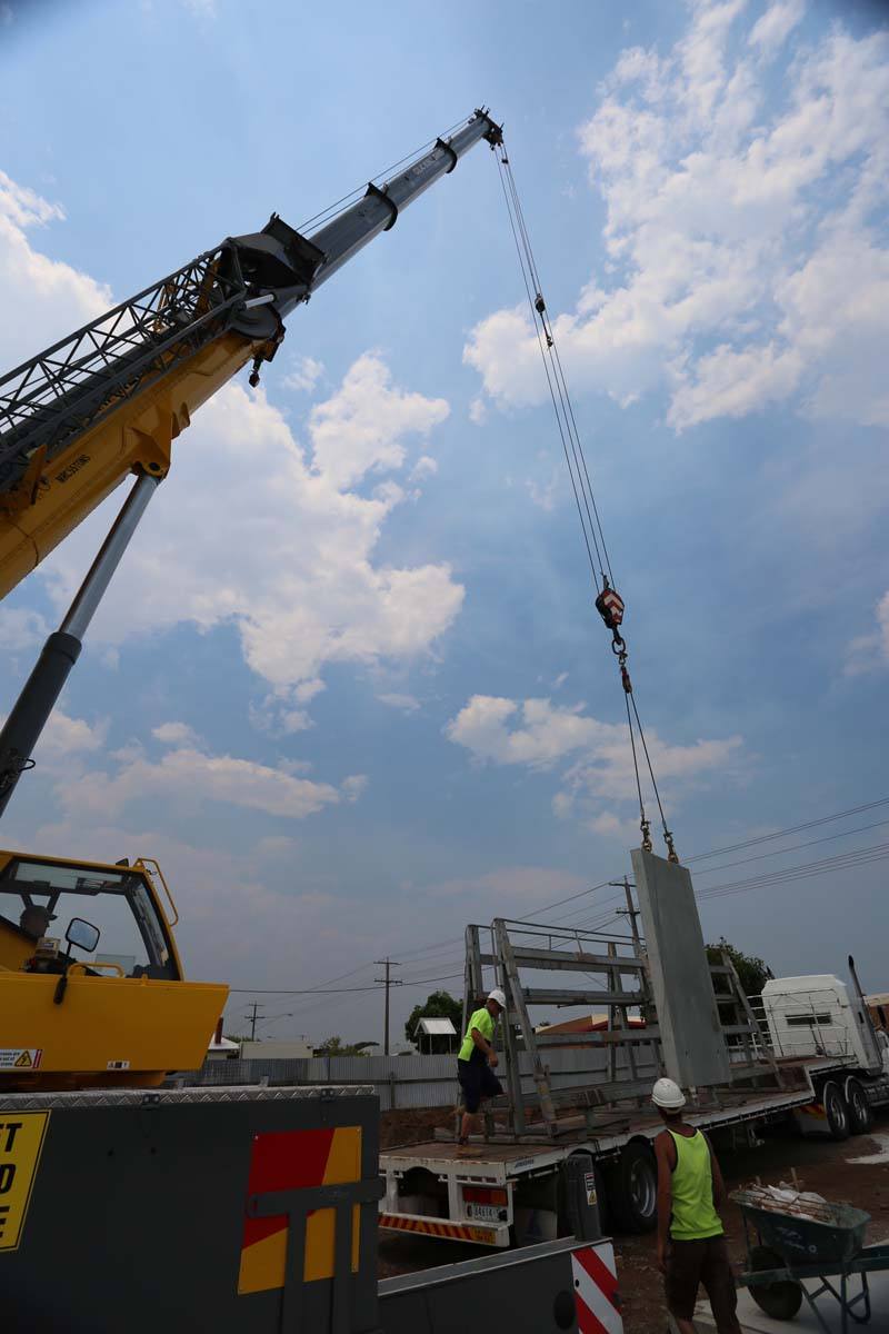 colac disability centre crane job colac mobile crane hire and given that it was used in a limited workspace again its capacity to perform maximum lifts in challenging situations made this project run smoothly